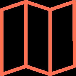 diseño gráfico folleto