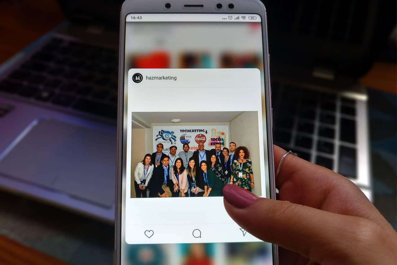 Por qué usar Instagram